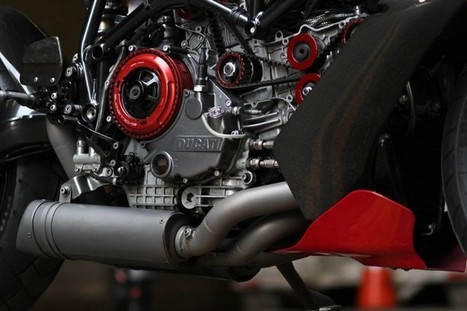 Ducati 749 by Apogee Motorworks | Motorcycle World | Scoop.it