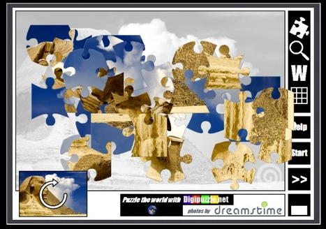 Digipuzzle.net - photo Image World puzzles | TICCH | Scoop.it