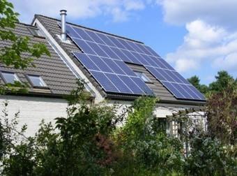 Profitez de la douce chaleur gratuite du soleil | Constructions écologiques et durables | Scoop.it