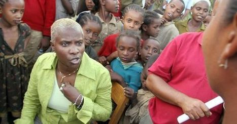 Angélique Kidjo : « Il faut en finir avec le mariage forcé des fillettes » | International aid trends from a Belgian perspective | Scoop.it