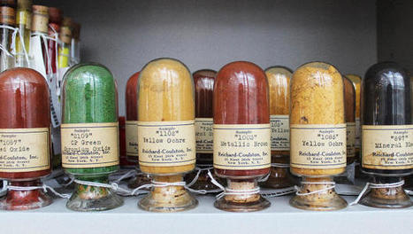 The Harvard Library That Protects The World's Rarest Colors   Information documentaire   Scoop.it