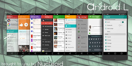 Android L Theme - CM11 PA v3n | Tech Updates | Scoop.it