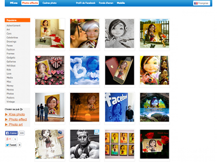 PhotoFaceFun, site Web gratuit pour faire un montage photo | INFORMATIQUE 2014 | Scoop.it