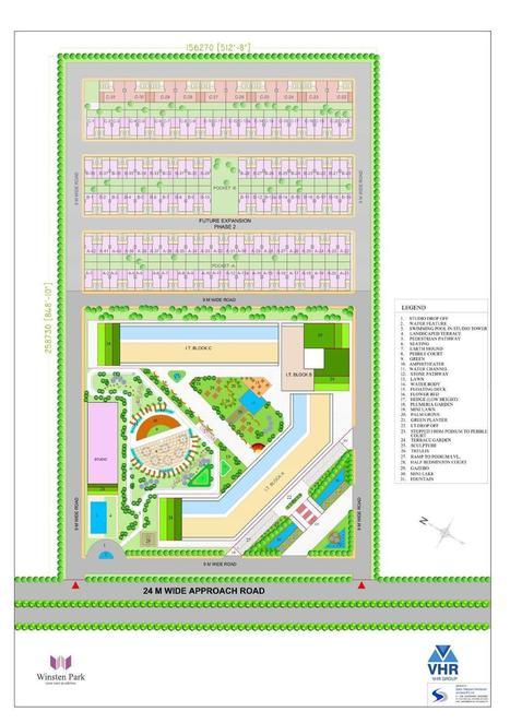 Buy IT Office Spaces at Noida Extension | Winsten Park | Scoop.it