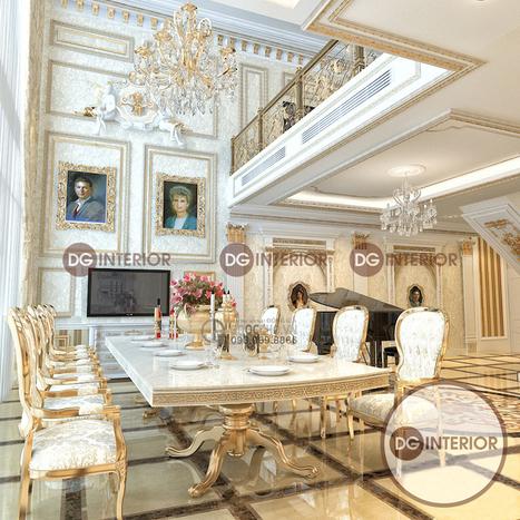 Điểm danh những phong cách thiết kế nội thất biệt thự được yêu thích nhất | Thiet ke noi that chung cu Royal City | Scoop.it