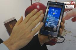 MWC 2014 : Le contrôle gestuel par ultrasons sur smartphone, ça ... - 01net | Veille smartphone | Scoop.it