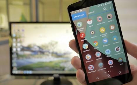 Tutoriel Nova Launcher – Comment modifier totalement l'apparence de son smartphone | netnavig | Scoop.it