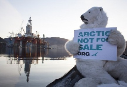 Shell's Plot to Silence Protests Against Arctic Drilling | EcoWatch | Scoop.it