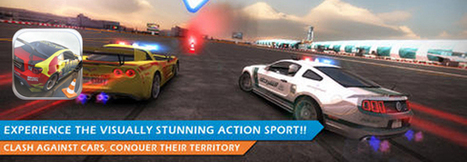 Hybrid: A Super Game with Supercars - WebAppRater | iPHONE APP REVIEWS | Scoop.it