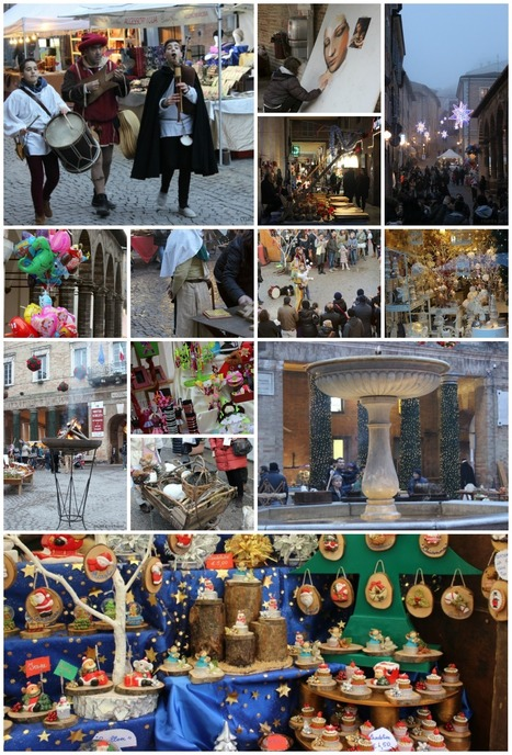 Christmas markets with handcrafts in Le Marche | Le Marche another Italy | Scoop.it