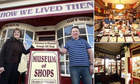 Museum of Victorian and war-time shops goes on sale | British Genealogy | Scoop.it