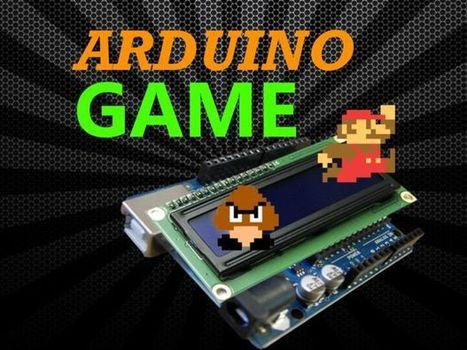 Simple Arduino LCD Game! | Raspberry Pi | Scoop.it
