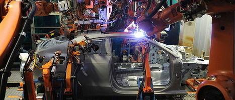 Les robots menacent 4,4 millions d'emplois en Allemagne ! | ECONOMIES LOCALES VIVANTES | Scoop.it