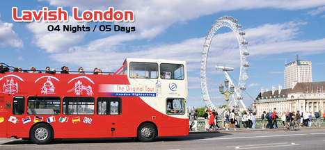 Luxury London Holiday Packages, London Tours 2016 | Europe Group Tours, Holiday Packages, Travel Packages 2017 | Scoop.it