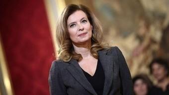 Valérie Trierweiler negocia su vuelta a la televisión - MujerLife | Mujerlife | Scoop.it