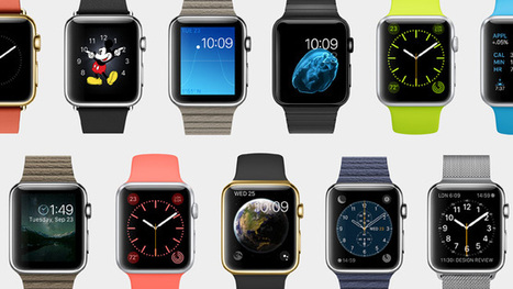 [Apple] Présentation de l'Apple Watch | Nouvlle_tech | Scoop.it
