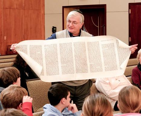 A Torah restoration project - liherald.com | Kabbalah | Scoop.it