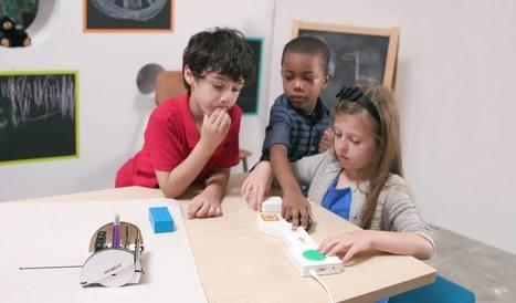 Com ajuda de blocos de montar, Google quer ensinar programação para crianças | Inovação Educacional | Scoop.it