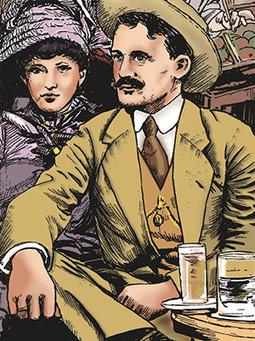 """Découvrez la bande dessinée """"14-18 - De fer et de sang""""   Centenaire de la première guerre mondiale   Scoop.it"""