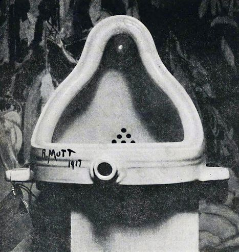 Dadaism; The meeting point of all contradictions | Design Arena | Scoop.it