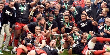 Rugby : Toulon sacré champion d'Europe   Vivre : Bien manger et boire bien   Scoop.it