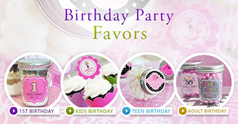 Wedding Favors, Gifts and Party Favors | Elegant Gift Gallery | Lifestyle. | Scoop.it