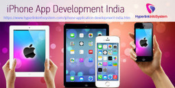 iPhone Application Development India | Hyperlink InfoSystem - Mobile App Development Company | iPhone Application Development India | Scoop.it