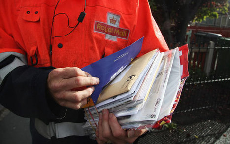 TNT Post take on Royal Mail with rival post delivery service - Telegraph | Royal Mail - BUSS4 Research | Scoop.it