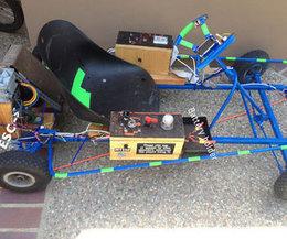 Electric Arduino Go-kart | Open Source Hardware News | Scoop.it