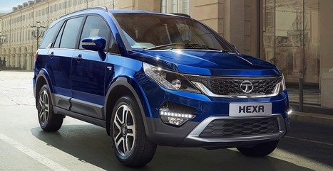 7 Must Know Facts About Tata Hexa | Maxabout Cars | Scoop.it