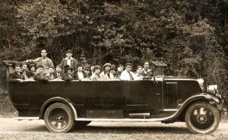 Un drôle de covoiturage dans les années 1930 - Histoire Généalogie - | Ca m'interpelle... | Scoop.it
