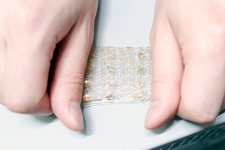 Artificial Skin That Senses, and Stretches, Like the Real Thing - MIT Technology Review (blog) | Tecnología Sanitaria | Scoop.it