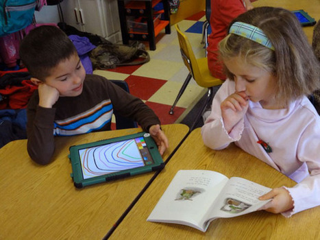 "iPads in the Classroom are Changing the Face of Education | Mac|Life | ""iPads for learning"" 