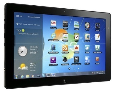 PCs and Tablets: The Convergence is Happening Now | Dr Dobb's | The World Of Mobility | Scoop.it