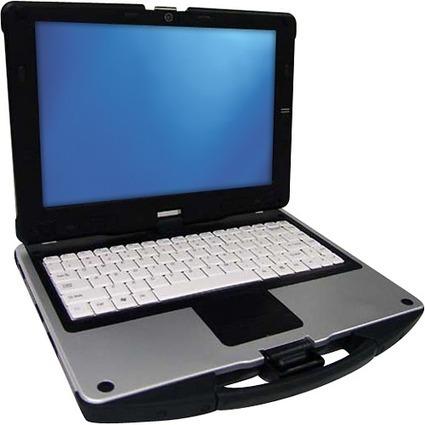 GammaTech - Rugged Durabook Laptop - 4GB Memory - 500GB Hard Drive - Black/Silver | Laptops4sale | Scoop.it