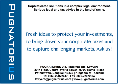Sophisticated solutions in a complex legal environment. Serious legal and tax advice in the land of smile   International Tax Planning   Scoop.it
