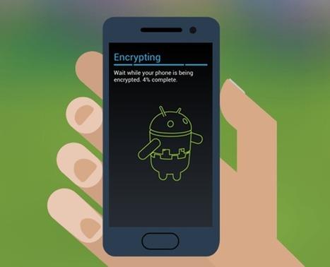 5 astuces pour optimiser la sécurité sur votre smartphone Android | Freewares | Scoop.it
