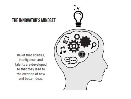 It is your thinking that creates solutions, not any technology. | Innovation and the knowledge economy | Scoop.it