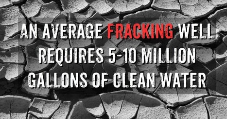 Fracking takes millions of gallons of clean water and poisons it FOREVER…   Frack Off   welfare benefits   Scoop.it