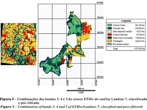 Revista Árvore - Uso de imagens orbitais como base de dados para projetos de reforma agrária | Geoprocessing | Scoop.it