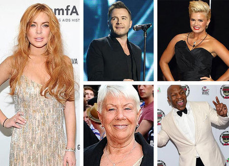 Celebs in the red! 10 stars who went from boom to bust - The Sun | From the red carpet! | Scoop.it