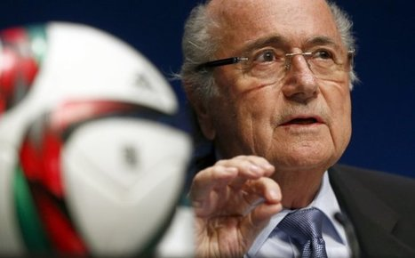 Sepp Blatter plots revenge as Europe faces cut in World Cup spots | Managing Major Events | Scoop.it