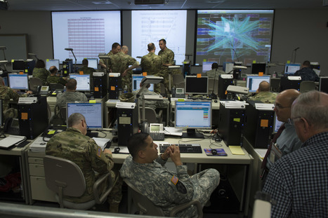 Army Spearheading Cyber Persistent Training Environment | Simulation Ready Workforce | Scoop.it