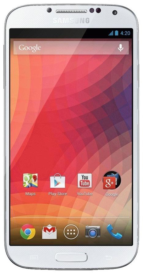 Le Samsung Galaxy S4 édition Google serait réservé aux Etats-Unis   High-Tech news   Scoop.it