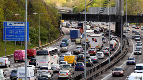 The cost of traffic jams | Market Failure | Scoop.it