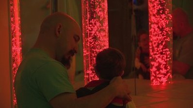 Sensory room offers special needs kids new hope   Senior Project   Scoop.it