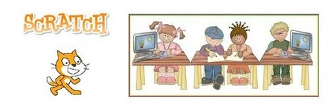 Aprender com Scratch | Linguagem Virtual | Scoop.it