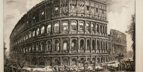 Une gravure de Piranèse vient enrichir la collection du musée Goya -Castres- | L'actu culturelle | Scoop.it