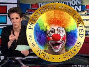 Rachel Maddow Blasts Critics of Obama's 'Funny or Die' Interview | Daily Crew | Scoop.it