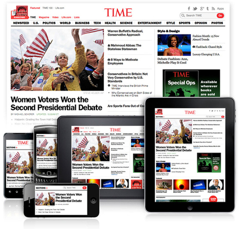 Responsive Web Design 101 - Learning The Basics | Design Revolution | Scoop.it